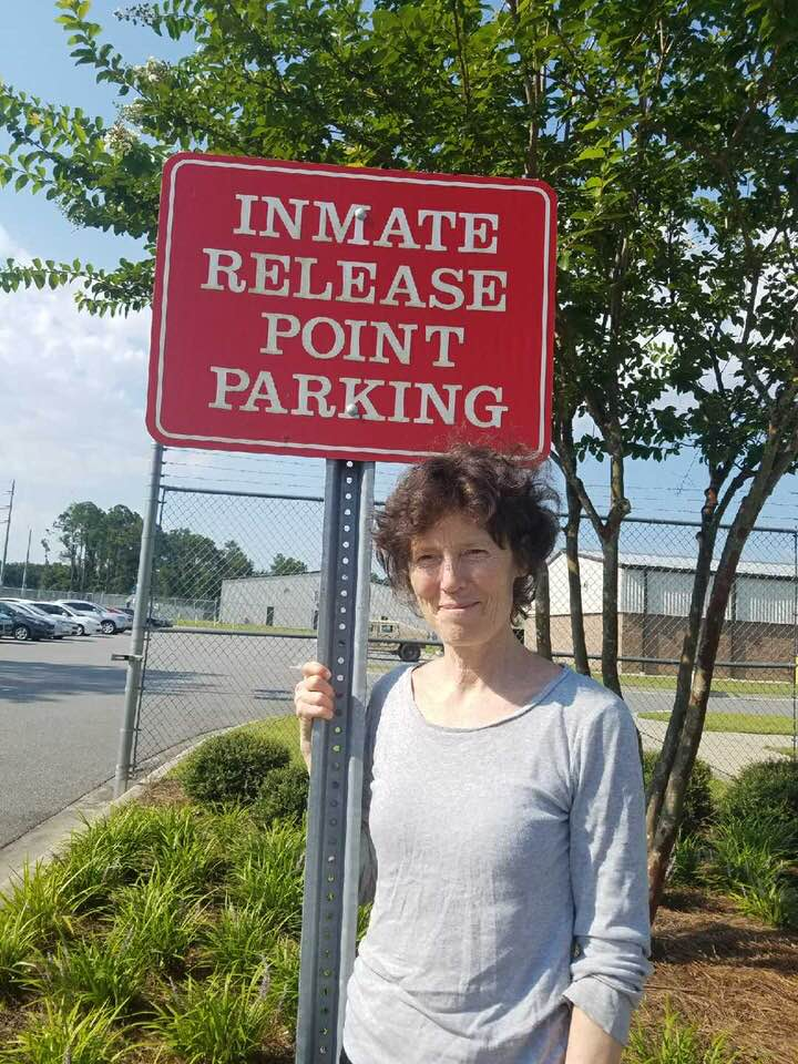Inmate release point - clare